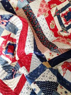 Quilt Works in Progress Wednesday | A Quilting Life - a quilt blog