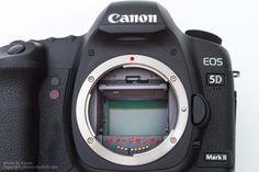 カメラのセンサーゴミをカンタンに確認する方法!