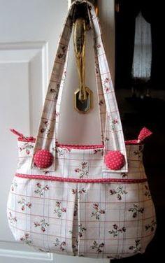 Mme H sewing pattern la machine Sac