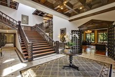 The Palace Royale - 6501 South County Line Road, Burr Ridge, IL 60527 #mansion…