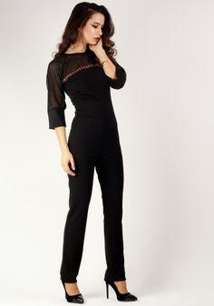 Lady, Jumpsuit, Dresses, Fashion, Catsuit, Monkeys, Fashion Styles, Jumpsuits, Dress