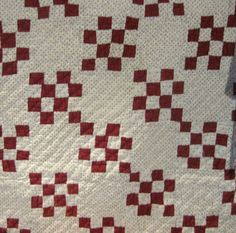 A Sentimental Quilter: Two-Color Quilts