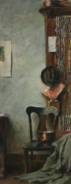 Dean Cornwell (1892 - 1960) Corner of the Artist's Studio
