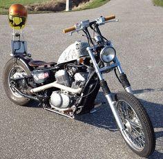 VT600 Shadow