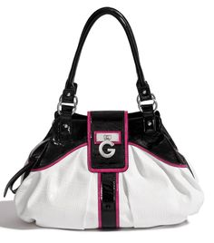 im a guess lover Statement Black and White Tote Gucci Purses, Gucci Handbags, Handbags Online, Custom Totes, Custom Purses, Cute Bags, Leather Design, Purse Wallet, Leather Bag