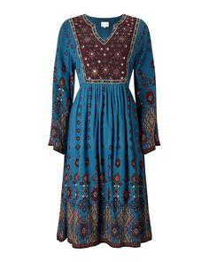 Kilim Print Dress | East