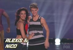 Alexis Juliano and Nico Greetham - So You Think You Can Dance Examiner New Woman, Thinking Of You, Dance, Bra, My Love, World, Thinking About You, Dancing, Bra Tops