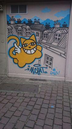 #graff#artderue#monsieurchat#Strasbourg