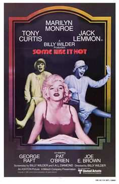 Well over 50 years later, Some Like It Hot still makes us laugh more than most.