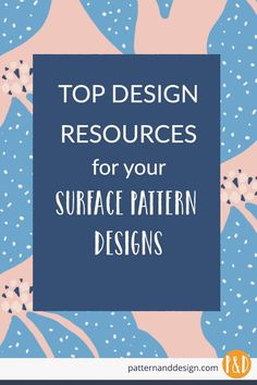 Top design resources for your surface pattern designs to keep you inspired and help you develop your design and business ideas. Textiles, Textile Patterns, Textile Design, Fabric Design, Print Patterns, Pattern Designs, Floral Patterns, Lightroom, Photoshop