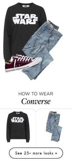 """Untitled #635"" by justfabforever on Polyvore featuring Topshop, Wrap, Converse, women's clothing, women, female, woman, misses and juniors"