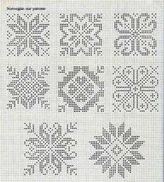 knitting wear fast knitting projects for beginners Cross Stitch Borders, Cross Stitch Charts, Cross Stitch Designs, Cross Stitching, Cross Stitch Embroidery, Embroidery Patterns, Cross Stitch Patterns, Knitting Charts, Knitting Stitches