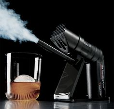 What more can you say, it's a fun gadget for infusing smoke into drinks and food.