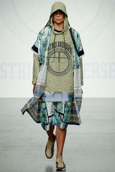 Astrid Andersen Spring/Summer 2018 Menswear Collection   British Vogue