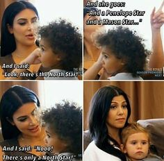 Kourtney Kardashian and Penelope Disick Robert Kardashian, Khloe Kardashian, Kardashian Memes, The Simple Life, Kardashian Kollection, Kylie, Humor, Just For Laughs, Laugh Out Loud