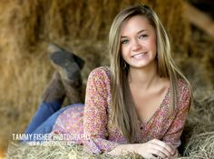 County senior pictures by tammy fisher