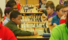 Chess for kids : Onondaga Co. students put their chess skills to the test