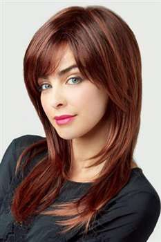 At Creative Wigs & Hair Replacement, we offer the best selection of long hair wigs in Utah. Cherry Brown Hair, Cherry Cola Hair, Chocolate Brown Hair Color, Chocolate Cherry, Brown Hair Shades, Brown Blonde Hair, Brown Hair Colors, Black Hair, Long Hair Wigs