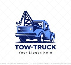 The logo can be used for organizations providing towing services and other logistics related services. #LogoDesign #Logodesigner #logomaker #businessgrowth #startups #branding #Inspirational