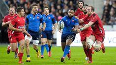 Mathieu Bastareaud France Pays de Galles 2015