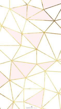 pink and gold and white geometric mosaic wallpaper Iphone Wallpaper Pink, Destop Wallpaper, Wallpaper For Your Phone, Trendy Wallpaper, Tumblr Wallpaper, Pattern Wallpaper, Cute Wallpapers, Wallpaper Backgrounds, Iphone Wallpapers