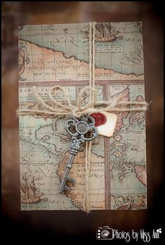 Ultimate Destination Wedding Invitation  Design by AtlasArtistry, $100.00