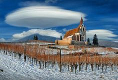 Most Incredible Lenticular Clouds
