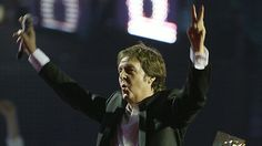 Watching Paul McCartney Live in Halifax was a big deal. He played for over two hours with more energy than a person half his age. And he played my favourite, Mull of Kyntire. Photo from CBC site.