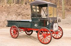 1911 Reo Express Delivery Truck....chain drive....
