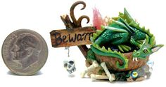 Newest - Your spot for viewing some of the best pieces on DeviantArt. Be inspired by a huge range of artwork from artists around the world. Polymer Clay Dragon, Polymer Clay Dolls, Minis, Make A Dragon, Fairy Tree Houses, Rose Basket, Fantasy Witch, Woodland Fairy, Witch House
