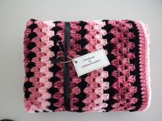 Blanket Afghan Lapghan Throw Child Size Granny by wisdomfromabove, $58.00