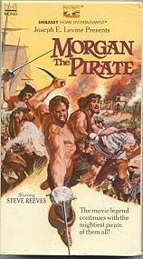 Morgan, the Pirate (1960) Poster