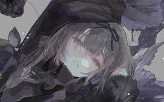 Gothic Anime, Cute Anime Boy, Anime Art Girl, Aesthetic Art, Aesthetic Anime, Character Art, Character Design, Cute Art Styles, Ecchi