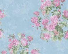 Afbeeldingsresultaat voor groen behang met gouden bloemen