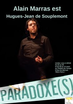 #humour #comingsoon #cesoiraparis #theatre #absurde #sortiesparis  #theatredutemps  #bonsarien