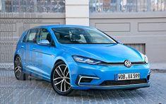 La nueva generación del Volkswagen Golf lista para debutar en 2019