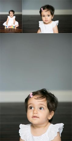 beautiful 1 year old birthday photo shoot, classis and relaxed photography Cambridge