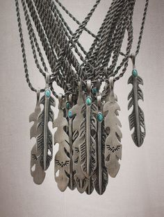 Accessorize your SpiritHoods ... SILVER FEATHER NECKLACE ... When a feather is adorned an even stronger connection is made to the animal spirit ........................ Oxidized Sterling Silver Plated Pendant,  24inch French Rope, Sterling #Silver Plated #Chain, South #American Natural #Turquoise,  Forged from 100% reclaimed #metals https://www.spirithoods.com/adults/accessories/silverfeathernecklace/1026/ $60 #Accessories #Accessory #Feathers #Animals #Necklace #Feather #SpiritHood…