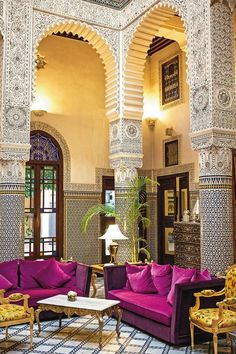 Riad Fès, Morocco. Photo: Ken Kochey