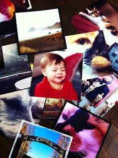 Daily photography project using instagram and Postal Pix to print photos. #instagram