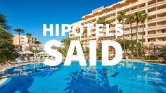 Hotel Hipotels Said en Cala Millor, Mallorca, España. Las mejores imágen...