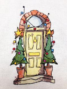 Another Michael Powell called Christmas Front Door