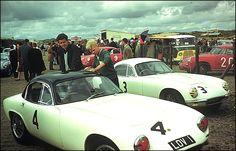 Graham Warner LOV1 4 and Chris Summers 3 Zandvoort 1960 Retouched