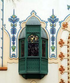 Raichle palace /// A Raichle-palota - Szabadka város