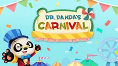 Dr. Panda's Carnival - best app demo for kids