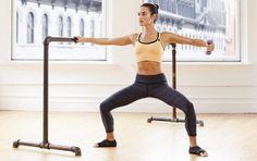 Firm Fast With 6 Simple Ballet-Inspired Moves