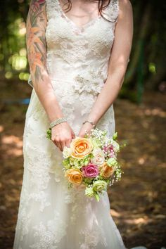 Bridal Bouquet | FitzGerald Photographic | Sussex Wedding Photographer.jpg