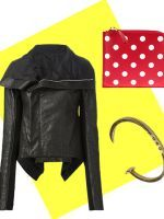 16 Buys That've Reached Cult Status  #refinery29  http://www.refinery29.com/cult-fashion#slide-7  The Rick Owens Leather Jacket  There are leather jackets that look like the classic motorcycle jacket...and then there's Mr. Owens'. With a distinctive super-long sleeve and zipped funnel neck, this leather jacket is basic enough to go with anything but special enough to make everything else you're wearing look like it's part of the Ann, Raf, Yohji, and Rick club....
