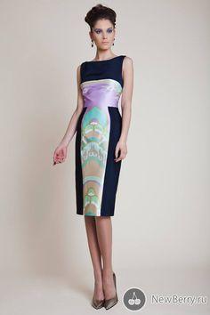 095941f45f9 комбинированные платья  лучшие изображения (972) в 2019 г.