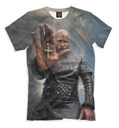LOTHBROK FIGHT ACADEMY Kids Boys T-Shirt Vikings Viking Ragnar Rollo Lodbrok
